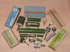 Продам немножко резисторов