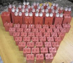 Продам немножко конденсаторов к75-15