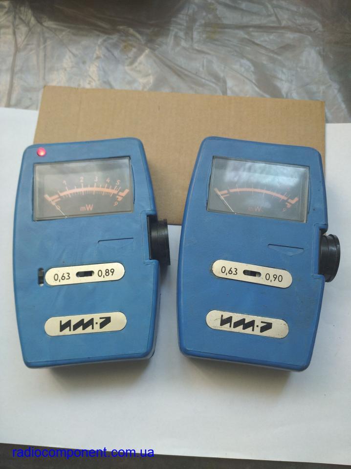 Продам измеритель мощности ИМ-7
