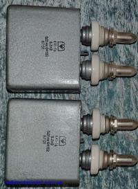 Продам конденсаторы К41-1А  6,3кВ  0,01мкФ  10%