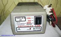 автоматическое пуско-зарядное устройство АИДА-20 для аккумуляторов на 12 вольт