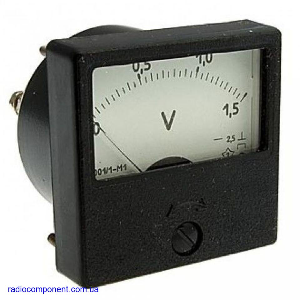 М2001  вольтметр  амперметр.