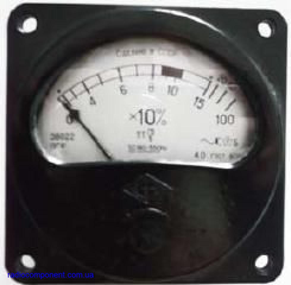 Э8022    амперметр