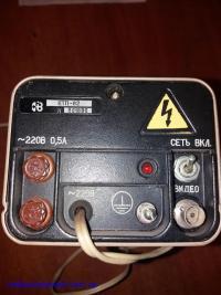 КТП-82       Телевизионная передающая видеокамера (объектив гелиос 33)