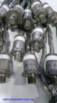 Діоди (тиристори) імпорт Чехословаччина Т955-250-12