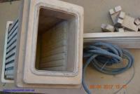 Керамічна термокамера із спіраллю від муфельної печі