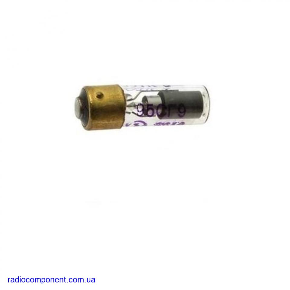 95СГ9газоразрядная лампа сигнальная   ( индикатор  неоновый)
