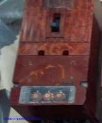 Автоматичний вимикач А3726 БУЗ 250А регулировочн. блок
