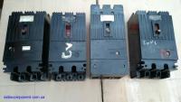 Автоматичний вимикач А3716 ФУЗ   160А, 125А, 100А