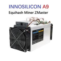 Innosilicon A9 ZMaster 50ksols / Bitmain Antiminer S15 + PSU