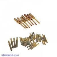СНЦ23-... вилки и розетки  (пины) контакты
